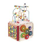 Toddler Play Activity Cubes